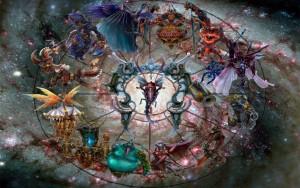 Школы западной астрологии